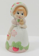 vintage Jasco bell girl with bird and bunny - $8.99