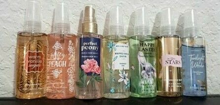 Primary image for Bath and Body Works Travel Size Fine Fragrance Mist YOU  CHOOSE