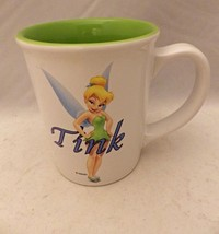 """DisneyStore exclusive """"TINK"""" the worker fairy, Mug/Cup – 5 5/8"""" tall – EUC - $7.43"""