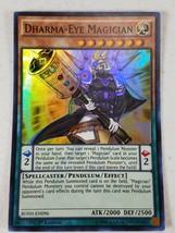Yu-gi-oh! Trading Card - Dharma-Eye Magician - BOSH-EN096 - Super Rare - 1st Ed. - $1.50