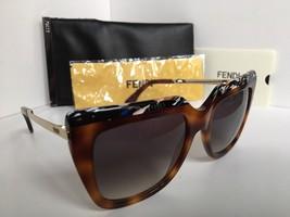 New FENDI FF 0087/S CUA9C 53mm Tortoise Women's Sunglasses - $189.99