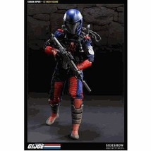 GI Joe Sideshow Collectibles 12 Inch Deluxe Action Figure Cobra Infantry... - $314.23
