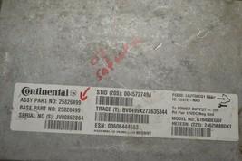 2007 2008 GMC Sierra 1500 Pickup Communication 25826499 Module 157-8C8 - $9.99