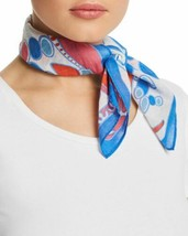 Echo Hobart Cotton Bandana Scarf (One Size, Medium Blue) - $18.90