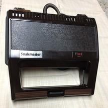 Vintage Snakmaster Clark National Sandwich Grill Appliance Toaster Gridd... - £12.74 GBP
