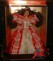 1997 Happy Holiday BARBIE Doll Special Edition 17832 Number 5  In Seies MIB - $18.80