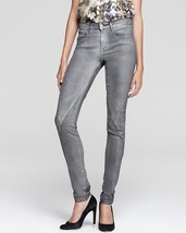 NWT $235 JOE'S JEANS CRISS CROSS SEAM ANTIQUE SILVER SKINNY JEANS 30 - $76.49