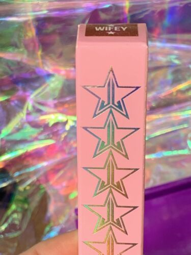 NEW IN BOX Jeffree Star Wifey Velour Liquid Lip FULL SIZE