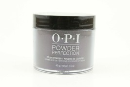 OPI Powder Perfection- Dipping Powder, 1.5oz - OPI Ink - DPB61 - $18.99