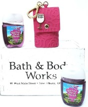 Bath & Body Works Sip Sip Pocketbac Holder & 2 You had me at Merlot Pock... - $20.30