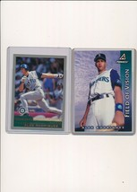 1999 Topps Box Topper #5 Alex Rodriguez 1997 Pinnacle Field of Vision - $11.00