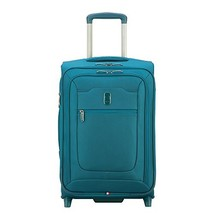 Delsey Luggage Hyperglide Carry On Luggage Lightweight Rolling Suitcase,... - $147.33