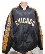Chicago Cubs 3XL West Side Grounds 1907 World Champion Varsity Jacket Ca... - $132.30