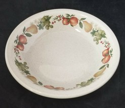 """Wedgewood Quince Soup Cereal Bowl 7.25"""" England Ceramic China Oven to Table - $11.64"""