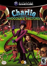 Charlie and the Chocolate Factory Gamecube GC  Disk Only - $7.75