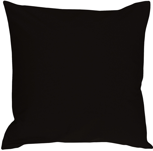 Primary image for Pillow Decor - Caravan Cotton Black 18x18 Throw Pillow