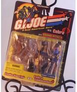 "G.I. Joe vs Cobra - Cobra Commander 3 3/4"" Action Figure w/ Staff, Gun, ... - $5.00"