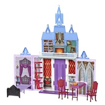 Disney Frozen 2 Fold and Go Portable Arendelle Castle Dollhouse Playset ... - $67.31