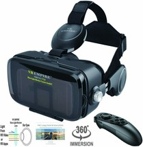 iPhone XS Max/XS/XR 3D VR Headset Glasses Android Smartphone Glasses Con... - £56.81 GBP
