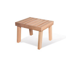 Small Western Red Cedar Bench - Great for Garden, Sauna, anywhere! Free ... - $57.96