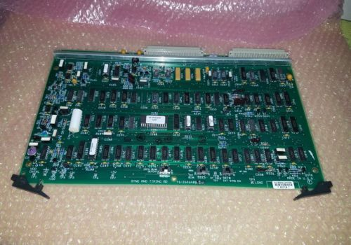 EUC GE Medical Systems *BCD7LB* SYNC AND TIMING Board 46-264640 G2A
