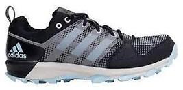 Adidas Women's Galaxy Trail ~ Black/Carolina Blue ~ Size 5.5 - $42.46
