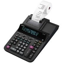 CASIO DR120R-BK 12-Digit Large Desktop Printing Calculator - $88.55