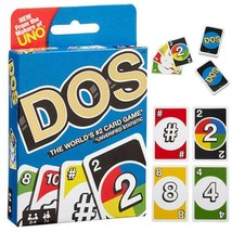 UNO DOS Card Game 108 Cards No1 Family Fun Playing Game For Kids & Youths - $9.56