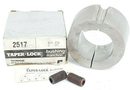 "NIB DODGE RELIANCE ELECTRIC 2517 TAPER LOCK BUSHING 2"" SP"