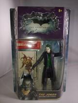 Mattel The Dark Knight Joker Heath Ledger 2008 6in - $28.05