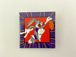 Bugs Bunny Warner Brothers Basketball Pinback Button TV Movie - $9.89