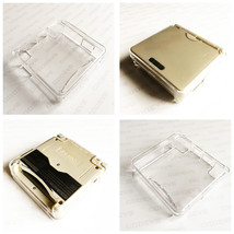 Hard Clear Plastic Case Cover Protector For Nintendo Game Boy Advance SP GBA SP! - $9.35