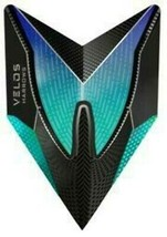 Harrows Velos Jade Two Tone Dart Flights - $1.22