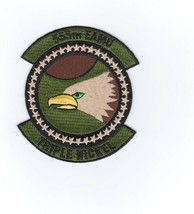 USAF PATCH - 555th EXPEDITIONARY AIRLIFT MAINTENANCE SQUADRON FULL COLOR... - $5.00