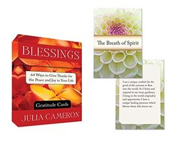 Blessings: 64 Ways to Give Thanks for the Peace and Joy in Your Life - $19.97
