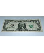 2013 Dollaro Bill US Banca Nota Mariestad Svezia Zip Codice 54242000 Fan... - $13.63