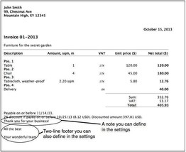 SimpleInvoicer (Invoice Management Software) for Windows and Mac - $9.95