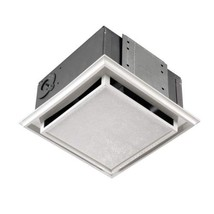 Broan 682 Duct-Free Ventilation Fan with Charcoal Filter, White Plastic-... - $66.31