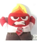 """Disney Pixar Inside Out ANGER 13"""" Plush ANGRY RED w/ Flame Head Pillow S... - $15.73"""