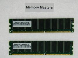 MEM2821-256U1024D 1GB 2X512MB DRAM Memory Cisco 2821