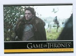 Game of Thrones trading card #21 2013 Robb Stark - $3.00