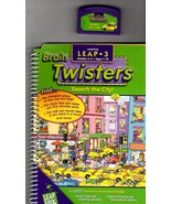 """LeapFrog  -  Brain Twisters """" Search the City"""" -  Leap 3 - $5.00"""