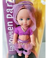 Barbie 2002 Kelly Club Jenny Is A Genie Halloween Doll Unused Unopened - $21.23