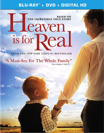 Heaven Is For Real (Blu-Ray/DVD Combo/Ultraviolet/Ws 2.40/2 Disc/Dd5.1/Eng)