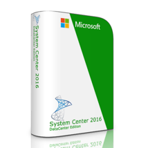 Microsoft System Center 2016 v1801 Datacenter Edition with full, retail ... - $1,975.05