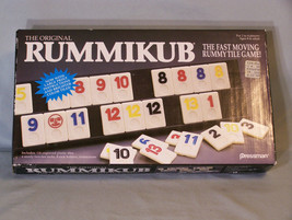 Rummikub Extra Tiles - The Original By Pressman - Incomplete - Replacements - - $9.73