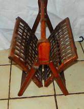 Bamboo Magazine Rack / Magazine Stand  - $179.00