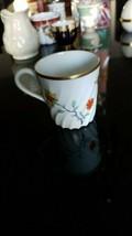 Danbury Mint Haviland Limoges France Mini Demitasse Tea Cup Replacement ... - $6.93