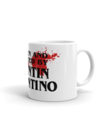 Written and Directed by Quentin Tarantino (Bloodstained) Mug - $9.76+