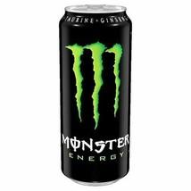 Monster Energy Drink 500ml, 12 Pack - $48.25